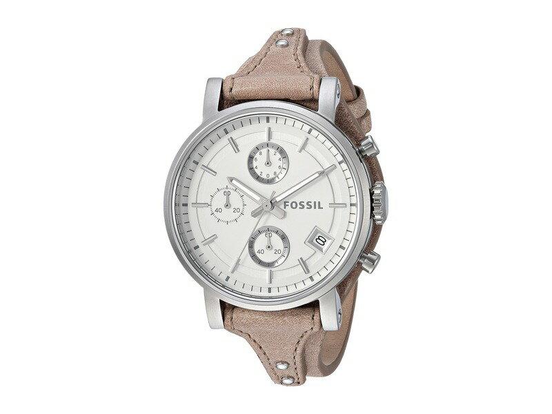 フォッシル メンズ 腕時計 アクセサリー Original Boyfriend - ES3625 Sand/Silver