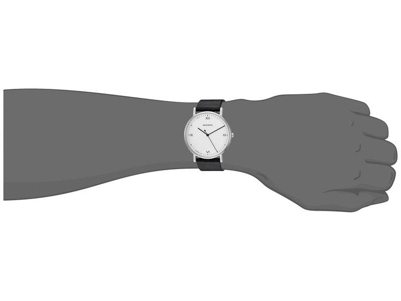 スカーゲン メンズ 腕時計 アクセサリー Signatur - SKW6412 Black