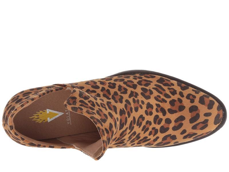 ボラティル レディース ブーツ・レインブーツ シューズ Sabado Tan/Leopard