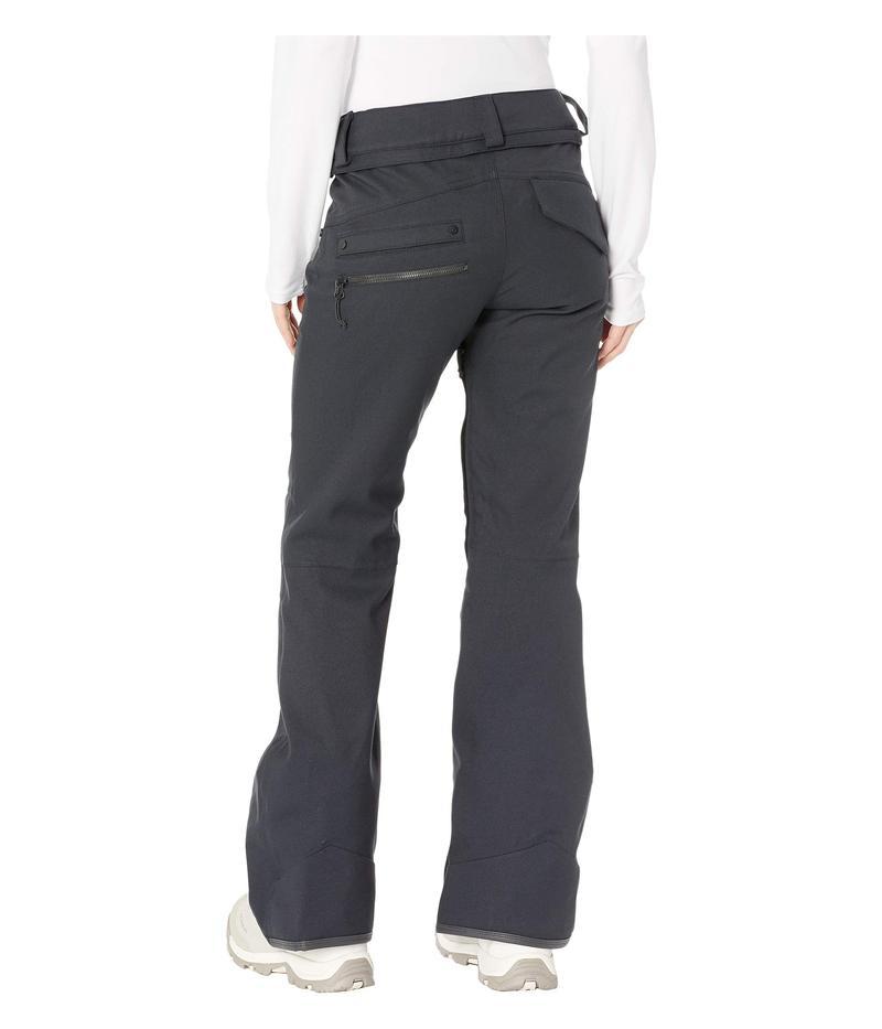 ボルコム レディース カジュアルパンツ ボトムス Species Stretch Pants Black