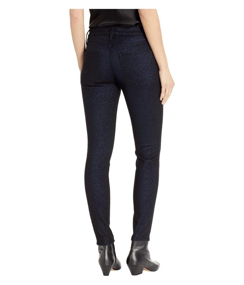 ハドソン レディース デニムパンツ ボトムス Nico Mid-Rise Ankle Skinny Jeans in Midnight Stellar Midnight Stellar