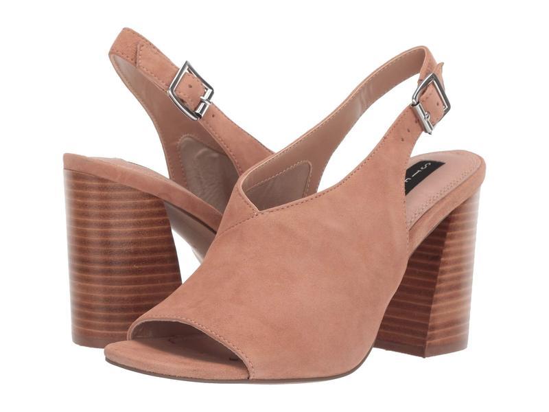 レディース靴, ミュール  Nasima Nude Suede