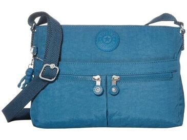 キプリング レディース ハンドバッグ バッグ New Angie Crossbody Bag Mystic Blue
