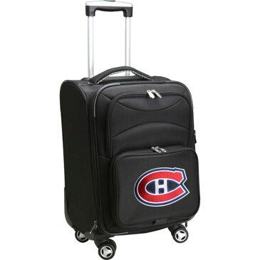 デンコスポーツ メンズ スーツケース バッグ NHL 20 Domestic Carry-On Spinner Montreal Canadians