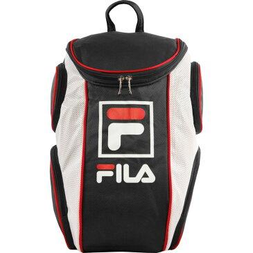 フィラ メンズ ボストンバッグ バッグ Heritage Tennis Backpack Black