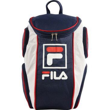 フィラ メンズ ボストンバッグ バッグ Heritage Tennis Backpack Peacoat
