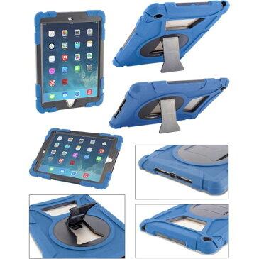 デバイスウェア メンズ PC・モバイルギア アクセサリー Caseiopeia Keep Safe iPad Air 2 Case Blue