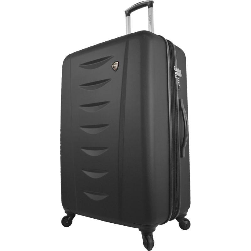 ミアトロ メンズ スーツケース バッグ Tasca Moderna 24 Hardside Spinner Black