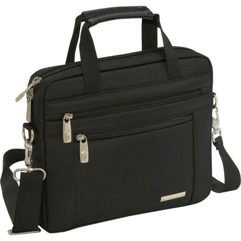 サムソナイト メンズ スーツケース バッグ Classic Netbook / iPad Shuttle Black