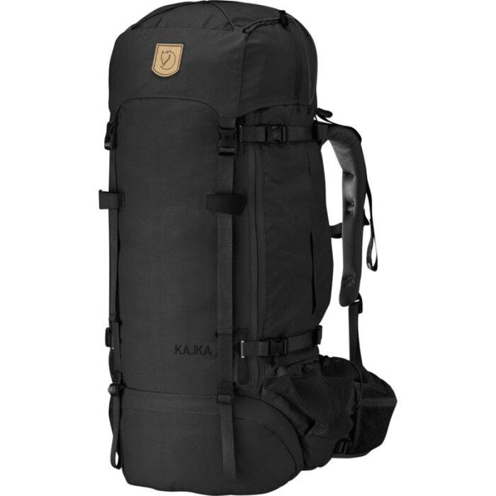フェールラーベン メンズ バックパック・リュックサック バッグ Kajka Backpack 75 Black