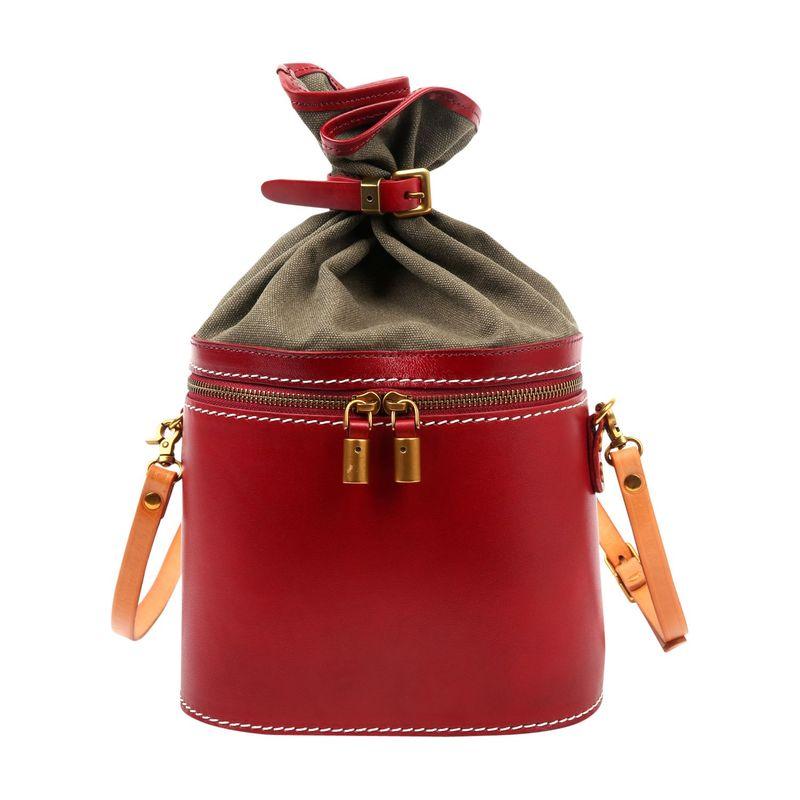 e65af22a8839 フォレッセンス メンズ ボディバッグ·ウエストポーチ バッグ Amalfi Mini Bucket Crossbody Red 送料無料  サイズ交換無料 フォレッセンス メンズ バッグ ボディバッグ· ...