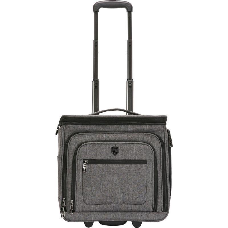 88302d110cdd トラベラーズクラブ メンズ スーツケース バッグ Stafford 16 Expandable Underseat Carry-On Dark  Gray 送料無料 サイズ交換無料 トラベラーズクラブ メンズ バッグ ...