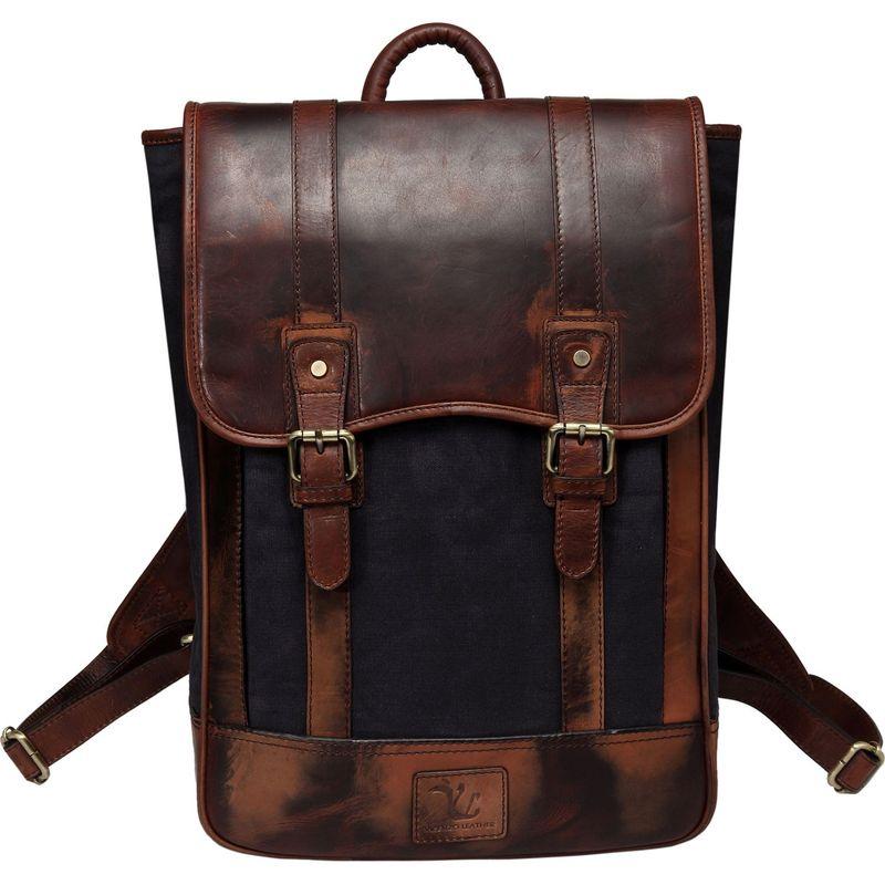 634353cff80c ビンセンゾレザー メンズ バックパック·リュックサック バッグ Gianna Handbag Backpack Blue 送料無料 サイズ交換無料  ビンセンゾレザー メンズ バッグ バックパック· ...