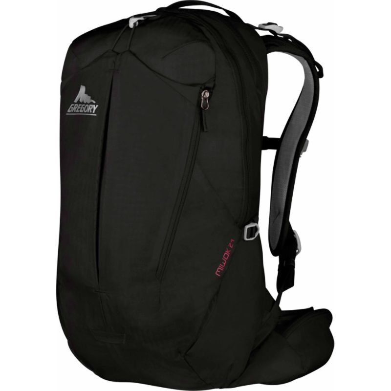 23103866dcdb グレゴリー メンズ バックパック·リュックサック バッグ Miwok 24 Hiking Backpack Storm Black 送料無料  サイズ交換無料 グレゴリー メンズ バッグ バックパック· ...