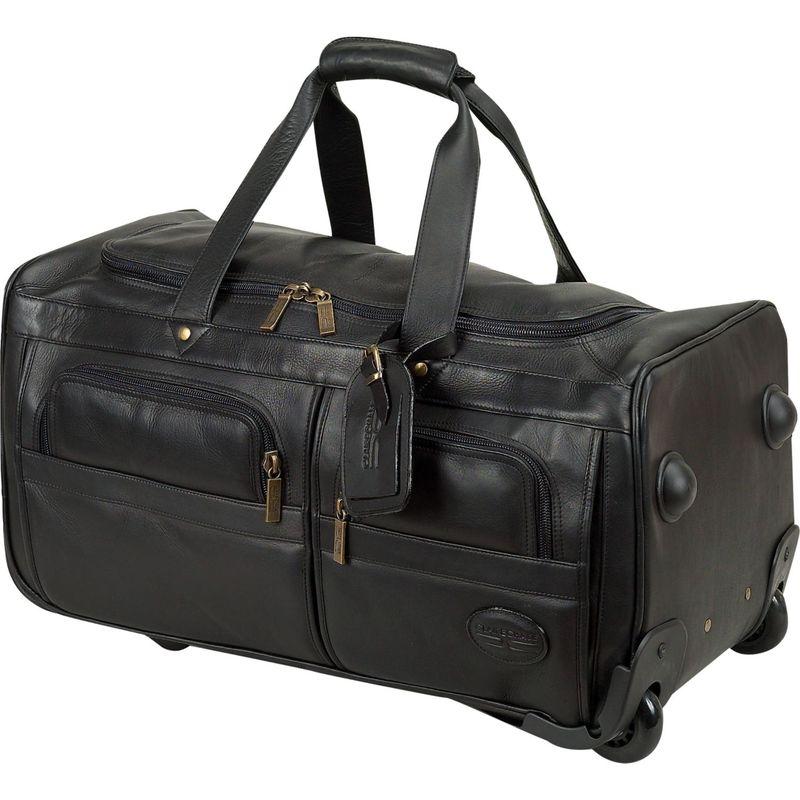 クレアーチャイス メンズ スーツケース バッグ 22 Rolling Duffel Black