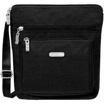 バッガリーニ メンズ ボディバッグ・ウエストポーチ バッグ Pocket Crossbody with RFID Black/Sand