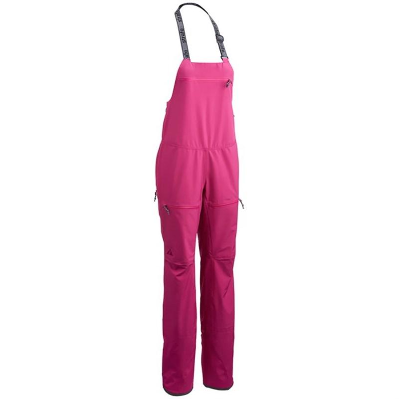 ストラフェ レディース カジュアルパンツ ボトムス Strafe Scarlett Bib Pants - Women's Berry Pink