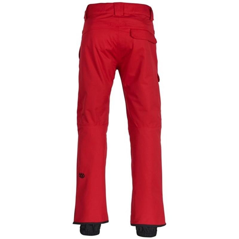 シックスエイトシックス メンズ カジュアルパンツ ボトムス 686 Vice Shell Pants Red