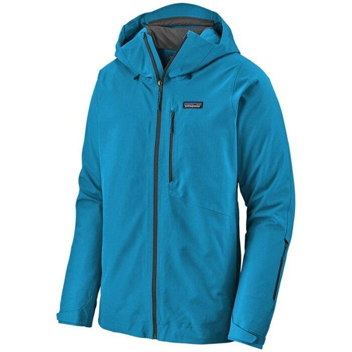 パタゴニア メンズ ジャケット・ブルゾン アウター Patagonia Powder Bowl Jacket Balkan Blue
