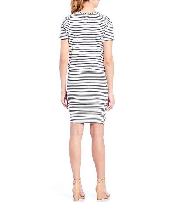 ジュールズ レディース ワンピース トップス Candice Dress French Navy Stripe