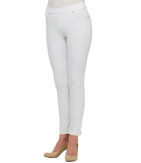 ピーター ナイガード レディース カジュアルパンツ ボトムス Nygard SLIMS Petite Luxe Denim Skinny Jeans White