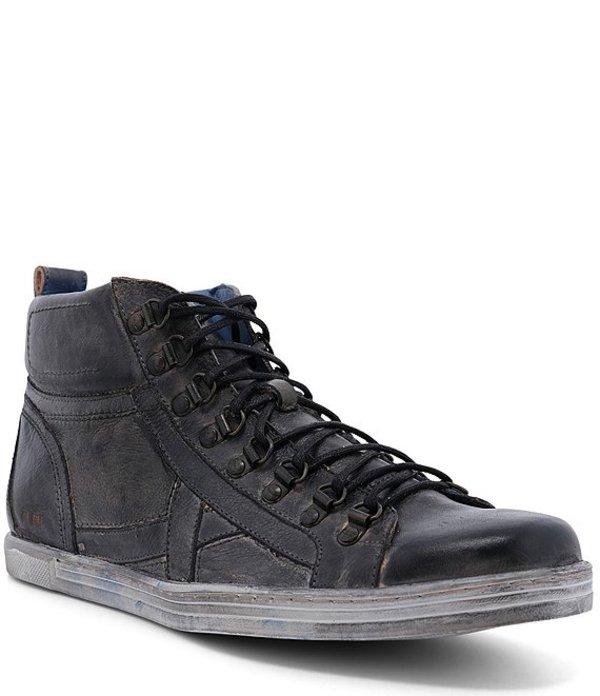 ベッドステュ メンズ スニーカー シューズ Men's Brentwood Hi-Top Sneaker Graphito Rustic