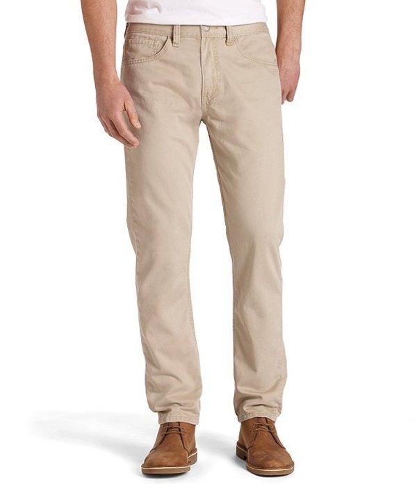 メンズファッション, ズボン・パンツ  LevisR 514 Straight-Fit Jeans Chinchilla