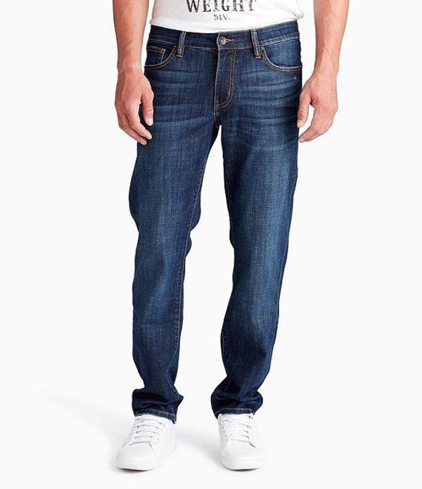 ウィリアム ラスト メンズ デニムパンツ ボトムス Hixon Royale Straight-Fit Stretch Jeans Royale