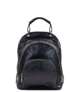 パトリシアナシュ レディース バックパック・リュックサック バッグ Heritage Collection Alencon Top Handle Backpack Black