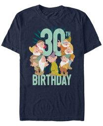 フィフスサン メンズ Tシャツ トップス Men's Dwarves Thirty Birthday Short Sleeve Crew T-shirt Navy