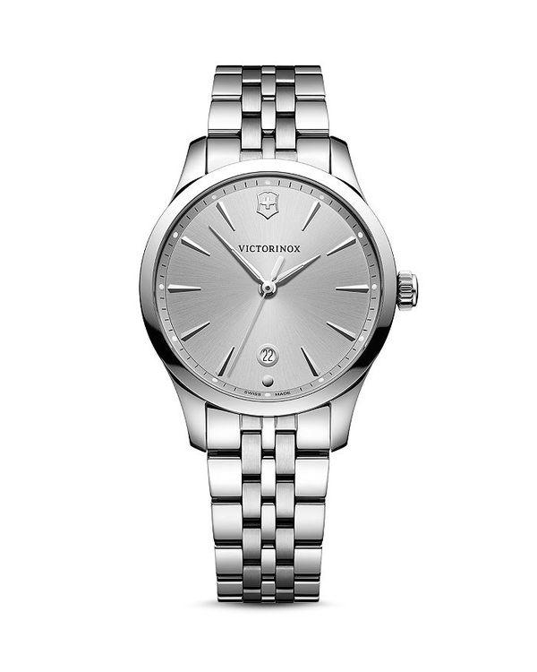 腕時計, レディース腕時計  Swiss Army Alliance Watch 35mm Silver