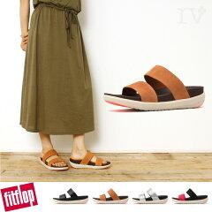 FitFlop フィットフロップ ルーシュ スライド 2015SS【サンダル レディース 靴 …
