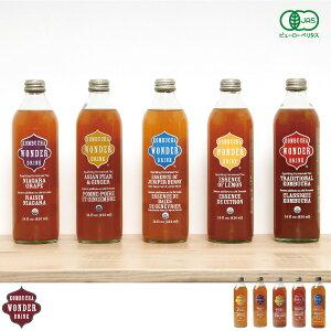 全米で話題のスーパー発酵飲料「コンブチャワンダードリンク」がついに日本上陸!豊富な栄養素...