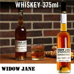 WIDOW JANE(ウィドウジェーン)/ ストレートバーボンウィスキー8年 375ml【酒 …
