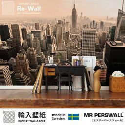 壁紙 輸入壁紙 MR PERSWALL NewYork Memories