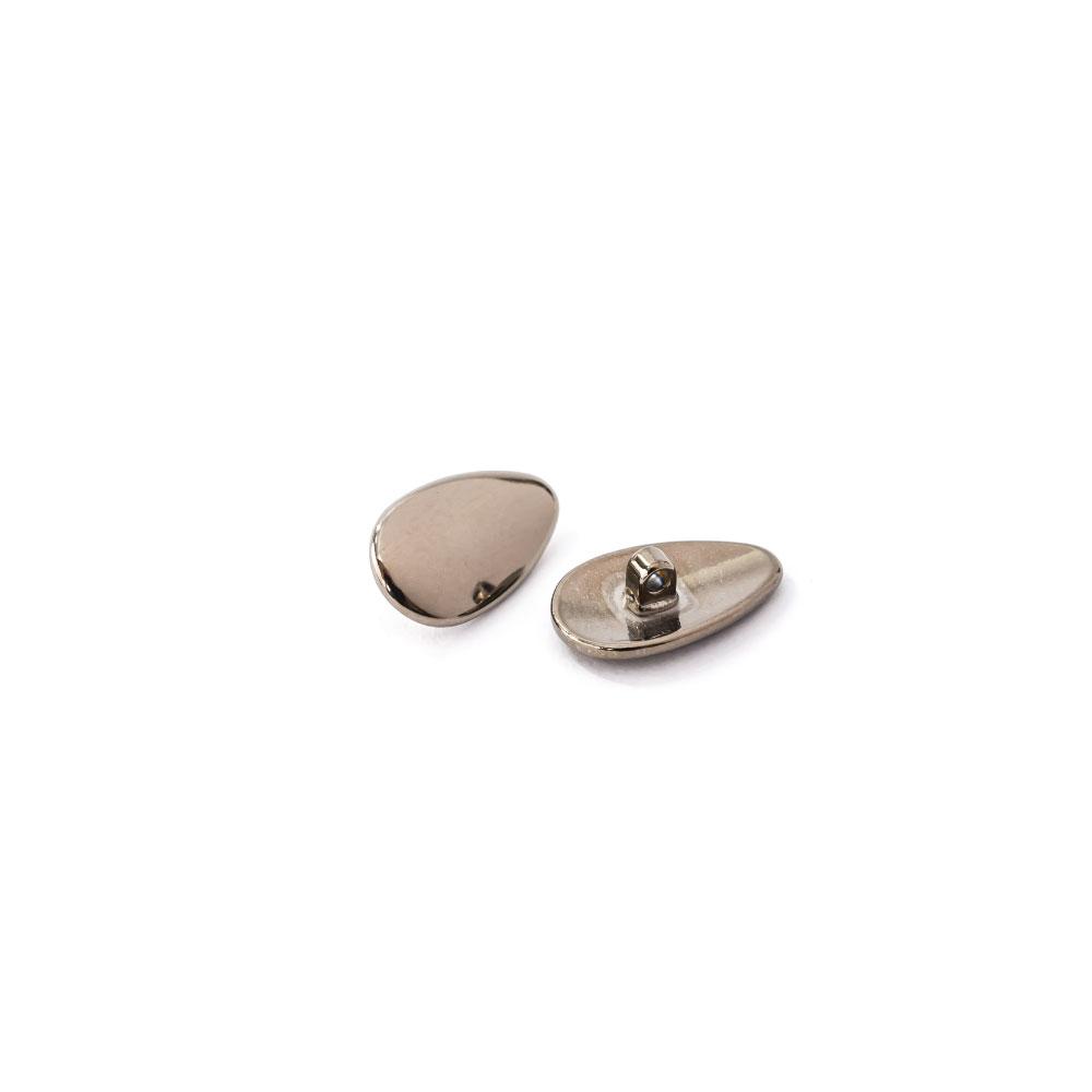 MIDI チタンパッド TP666Jタイプ (4個入) メガネ 鼻パッド 鼻パット 交換 / 汗に強く錆びない 金属アレルギーの心配が少ない鼻あて シリコンパッドの変色にお困りの方におすすめ 購入後すぐに交換ができる 精密ドライバー・専用ネジ 工具セット