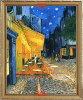 絵画風壁紙ポスター(はがせるシール式)キャラクロ