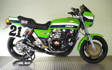 【売れ筋】絵画風 壁紙ポスター (はがせるシール式) カワサキ KZ1000S Z1000S1 ローソン 1982年 スーパーバイク キャラクロ KZS1-001W1 (ワイド版 921mm×576mm) 建築用壁紙+耐候性塗料 インテリア
