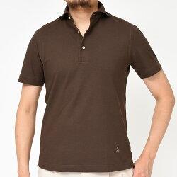 GUYROVER(ギローバー)コットン鹿の子ポロシャツ