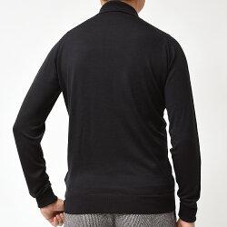 JOHNSMEDLEY(ジョンスメドレー)DORSET30ゲージウールニットポロシャツ