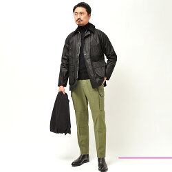 Barbour(バブアー)SLBEDALEエスエルビデイルソリッドジャケット