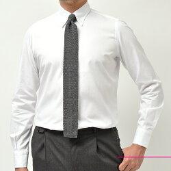 STILELATINOスティレラティーノコットンオックスフォードボタンダウンカラードレスシャツ