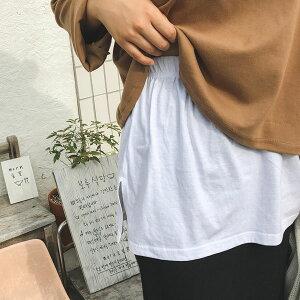 レイヤードフェイクTシャツ