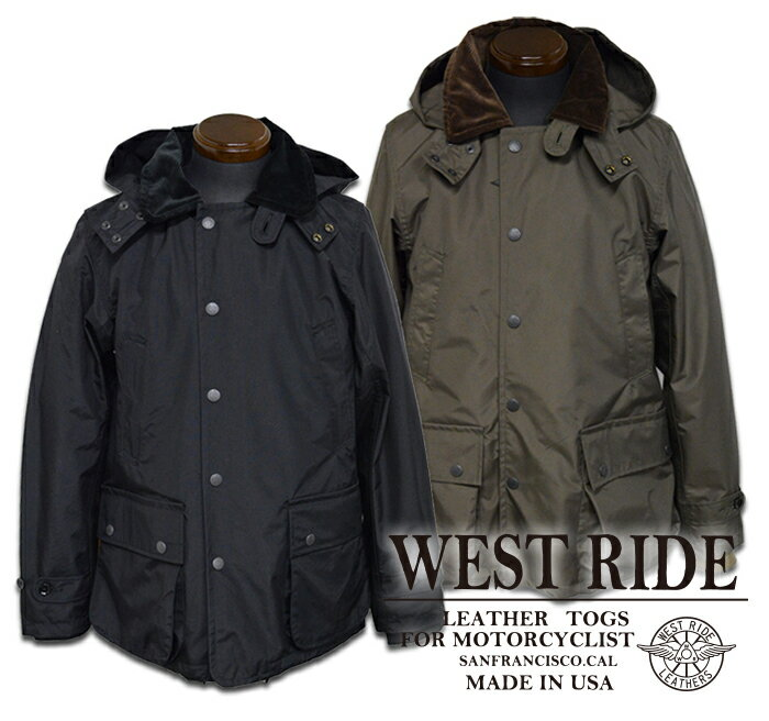 【WESTRIDE ウエストライド】ジャケット/16SS HUDSON JACKET★送料・代引き手数料無料!REAL DEAL