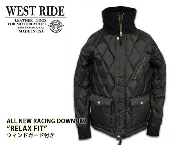 メンズファッション, コート・ジャケット WEST RIDEALL NEW RACING DOWN JK2 RELAX FIT REAL DEALWESTRIDEMADE IN NIIGATARACING DOWN