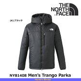 ノースフェイス パーカー ジャケット メンズ トランゴパーカー TRANGO PARKA NY81408 カラー:K THE NORTH FACE 【2016年秋冬新商品】