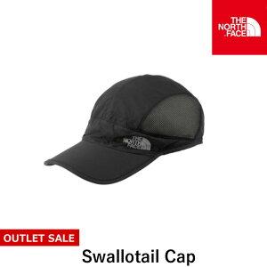 送料無料ノースフェイスランニングキャップ帽子THENORTHFACE2016NN01676正規品マラソン春夏スワローテイルキャップブラック