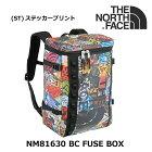 ノースフェイスバックパックBCFUSEBOXNM81630カラー:STヒューズボックスフューズボックスTHENORTHFACE