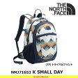 ノースフェイス キッズ 子供用 バックパック K SMALL DAY スモールデイ NMJ71653 カラー:(TP)トライバルプリント 遠足・通園 THE NORTH FACE 【17ss】