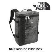 ノースフェイス バックパック BC FUSE BOX NM81630 ヒューズボックス フューズボックス カラー:K THE NORTH FACE